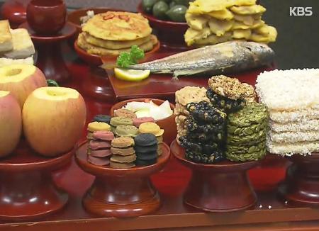 ¿Cuántas calorías se consume en Chuseok?