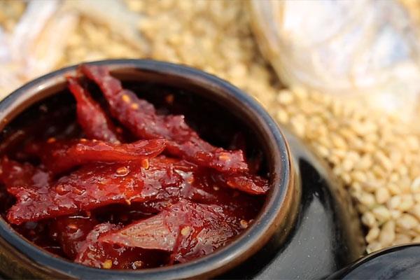 Recetas de temporada: Corvina amarilla seca (굴비)