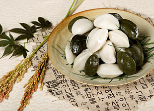 Phố bánh ddeok gia truyền ở phường Nakwon