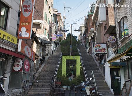 Huamdong, un barrio muy peculiar de Seúl