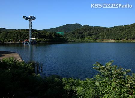 Parque de Yuldong, un lugar de paseo ideal para parejas y familias