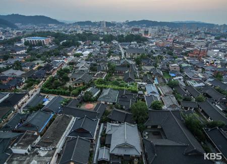 Paseo por la Aldea Tradicional de Jeonju 2