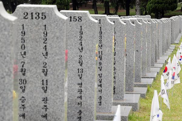 Cementerio Nacional de Seúl