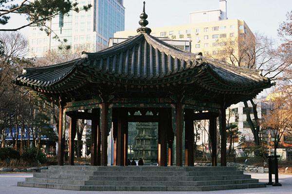 Aprende historia de Corea en el Parque Tapgol