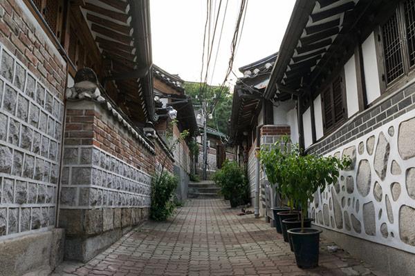 Gyedonggil: un paseo por el pasado de Seúl