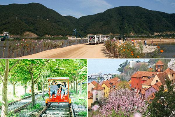 Explorando los tesoros de Gapyeong