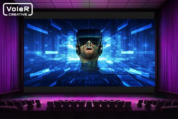 VoleR Creative, la réalité virtuelle (VR) autrement