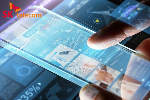 SK Telecom et sa nouvelle enceinte d'intelligence artificielle