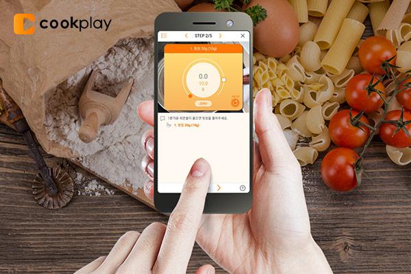 Cookplay, un développeur d'un service innovant de partage de recettes de cuisine