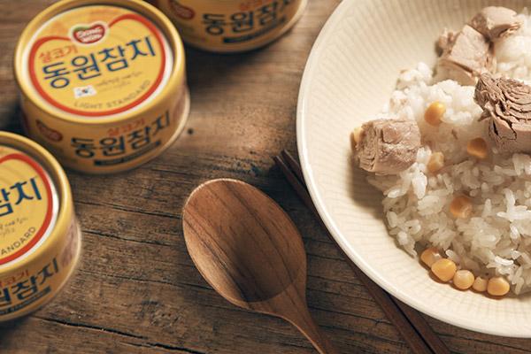 Dongwon Group ist auf Fischereiprodukte spezialisiert