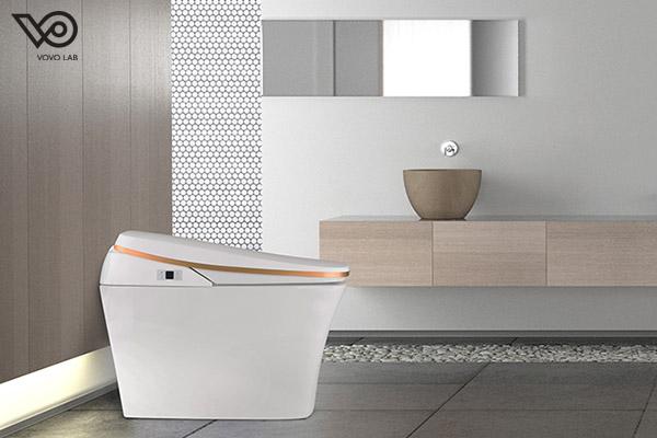 Integriertes Bidet von VOVO Corporation schafft neue Badkultur