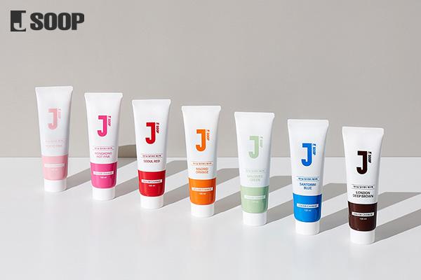 ヘアケア用品を製造・販売する「ジェイスープ」