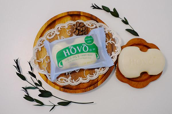 HOVO entwickelt pflanzenbasierte Heilseife