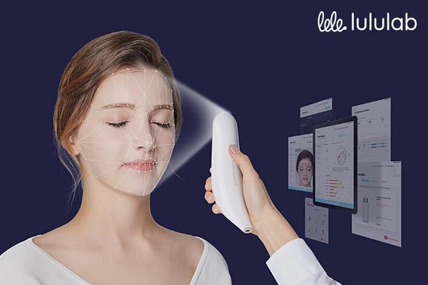 AI=人工知能を活用した肌分析ソリューションを開発した「ルルラボ」