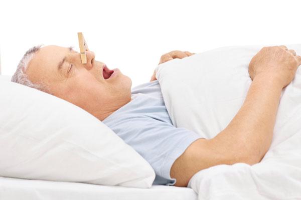 코골이와 수면무호흡증