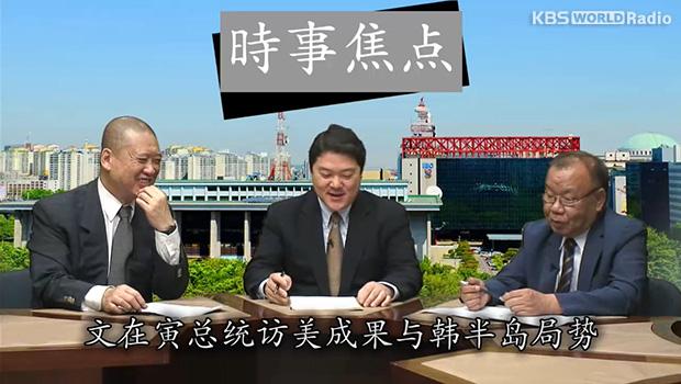 文在寅总统访美成果与韩半岛局势