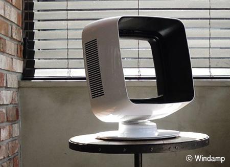Компания Windamp – разработчик вентилятора без лопастей