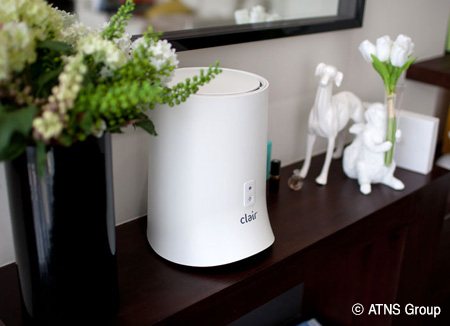 Компания ATNS Group - производитель очистителей воздуха.