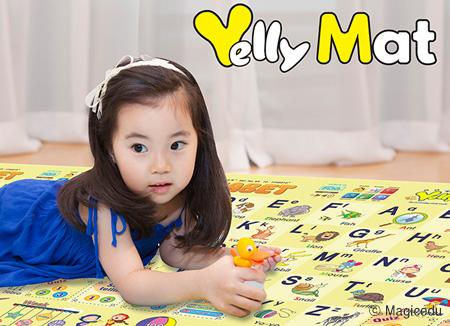 Magicedu, maker of educational play mat