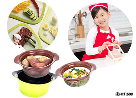 Jin Han Industry, a company producing innovative products for the kitchen.