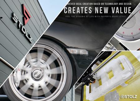 STOLZ, tecnología y diseño de frenos para automóviles