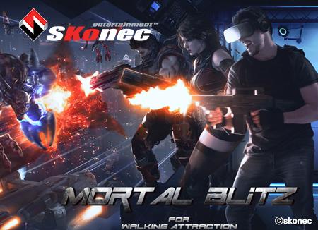 SKONEC Entertainment, a Leading VR Game Maker