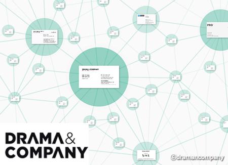 Drama & Company, Pengembang Applikasi Manajemen Kartu Nama