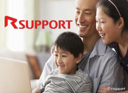 """远程支持服务引领者——韩国""""RSUPPORT""""公司"""