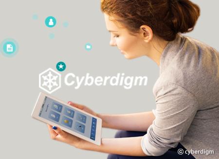 Cyberdigm, pengembang perangkat lunak pengelolaan dokumen