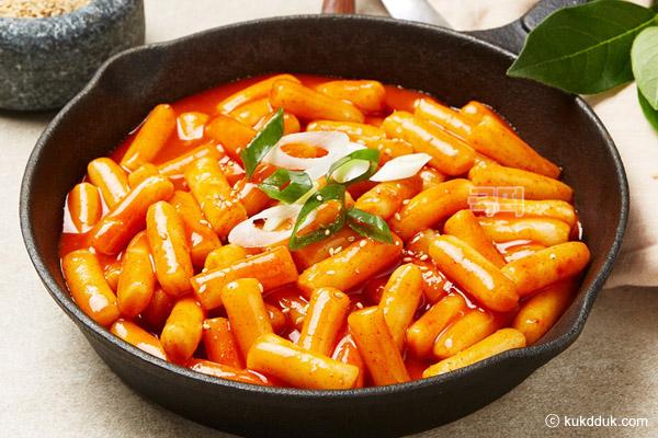 SJ Core – Doanh nghiệp nổi tiếng với mặt hàng xuất khẩu bánh gạo xào cay Tteokbokki