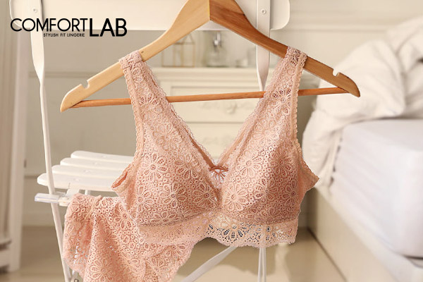 Comfortlab, a Lingerie Brand Presenting New Underwear Trend
