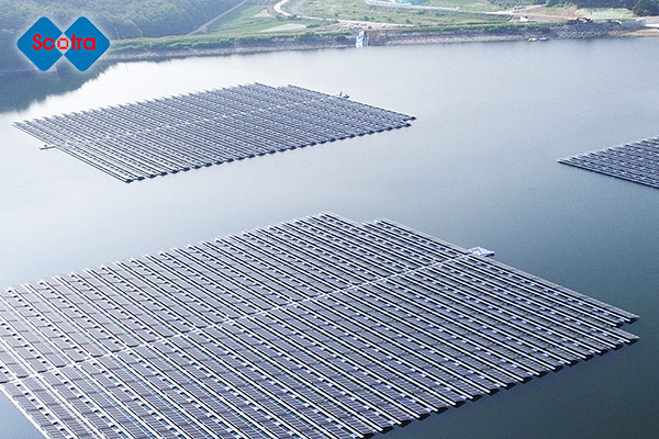 SCOTRA, a Leader in Floating PV Market