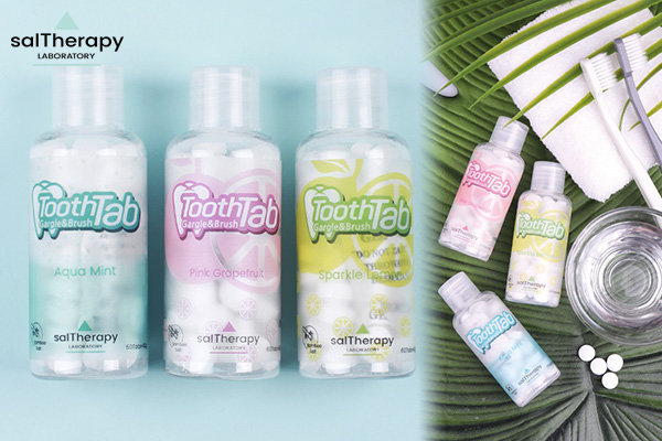 salTherapy, a Manufacturer of Solid Toothpaste based on Bamboo Salt