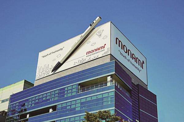 Monami – Doanh nghiệp sản xuất thiết bị văn phòng phẩm phổ biến nhất tại Hàn Quốc