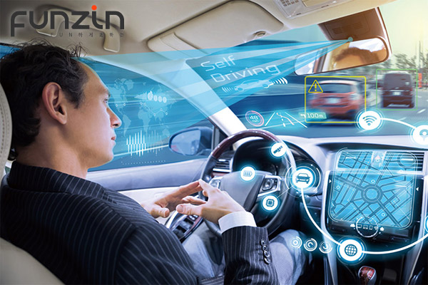 Funzin, a Developer of Advanced 5G Solution, Electronic Parts for Smart Cars