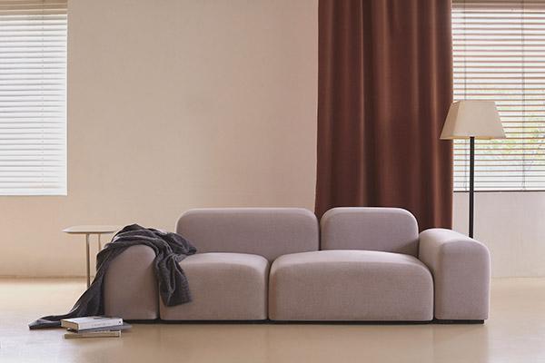 JacksonChameleon: diseño en muebles contemporáneos