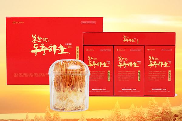 Bioara – Thương hiệu về đông trùng hạ thảo hàng đầu Hàn Quốc