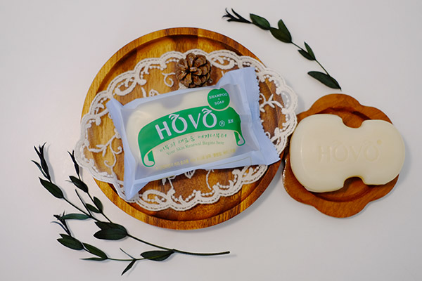 HOVO, a Developer of Plant-based Soap with Therapeutic Effects