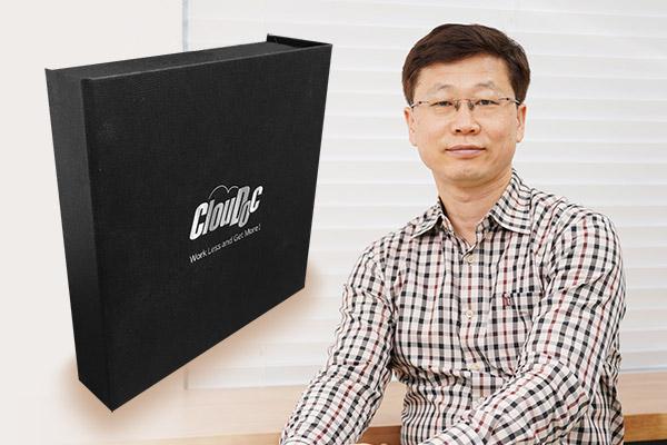 국내 문서중앙화 솔루션 시장점유율 1위 '엠클라우독'