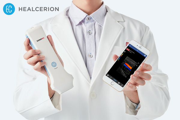 Healcerion, a Pioneer in the Portable Ultrasound Device Market