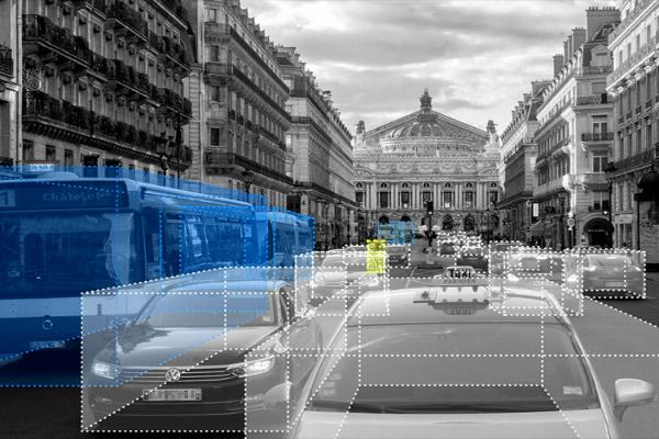 Сервис трёхмерной пространственной информации для беспилотных автомобилей от компании MobilTech