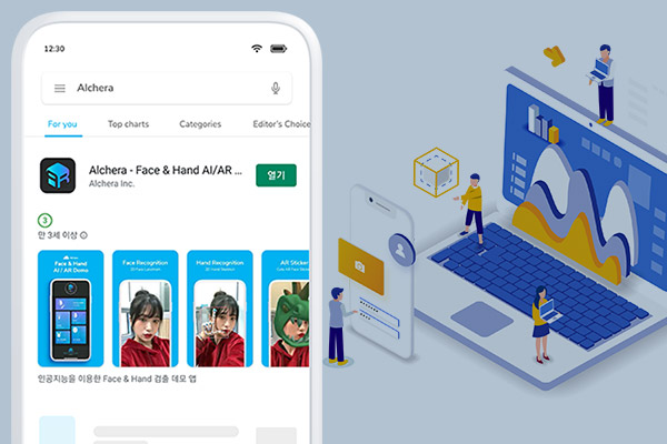 Perusahahan Teknologi Pengenalan Wajah Berbasis Kecerdasan Buatan, Alchera