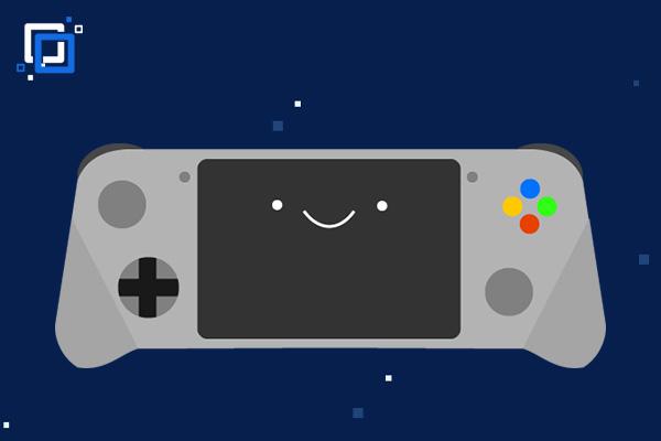 휴대용 게임기 개발 기업, 블록젠(BlockXen)
