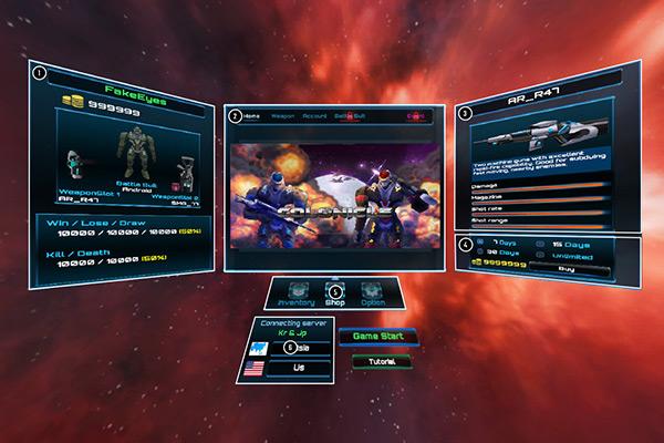 Fake Eyes - nhà phát triển game thực tế ảo trên thiết bị di động