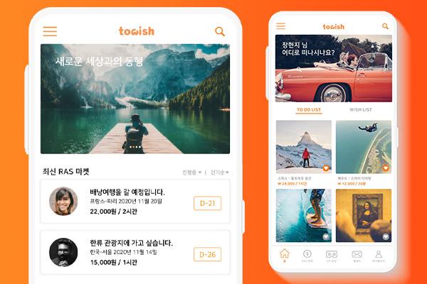 MECLOUDS, a Developer of Non-Contact Travel Platform