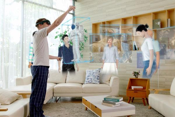 Salin – nhà phát triển nền tảng dịch vụ cảm nhận thực tế 5G