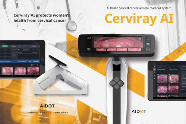 Perusahaan Pengembang peralatan medis dengan kecerdasan buatan, Aidot