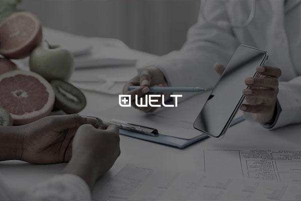 디지털 헬스케어 스타트업,  '웰트'