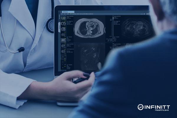 Компания INFINITT Healthcare - разработчик информационных решений для медицинской отрасли