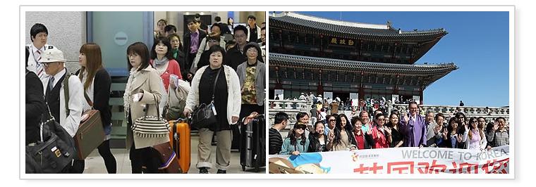 9. 10 millions de touristes étrangers en 2012, un record